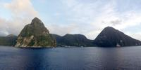 Soufriere Bay cruise by (This should have been a stop)