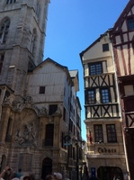 Day in Rouen.