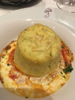 Cheese souffle @ Jacques
