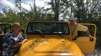 Jeep tour in Freeport Bahamas was great fun!