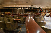 Regatta Lounge, the main entertainment venue