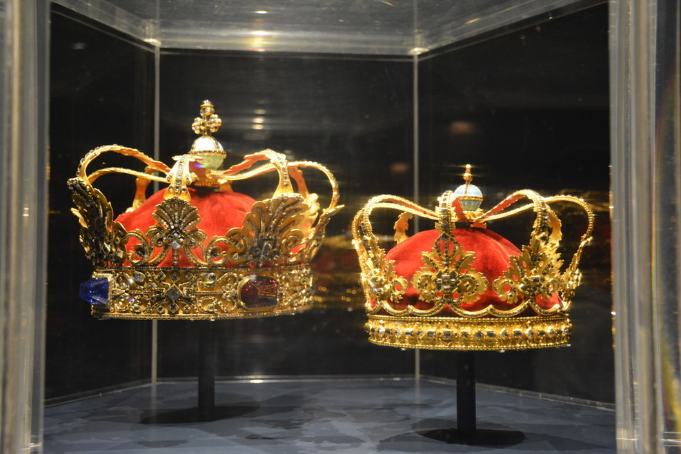 Crown Jewels - Rosenborg Castle