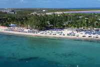 A shot of one of the excursions located at Grand Turk