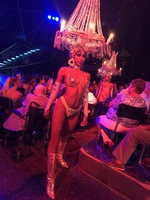 Gorgeous Dancer at the Tropicana.