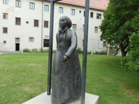Martin Luther's wife in Wittenburg. She ran boarding house