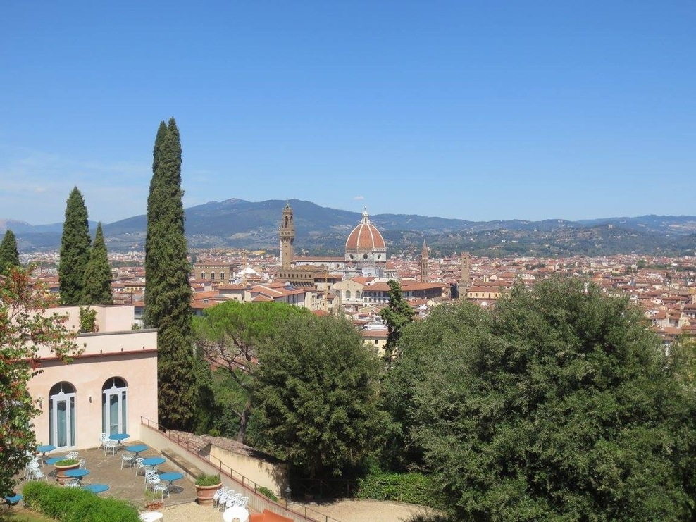Florence on your own - excursion.