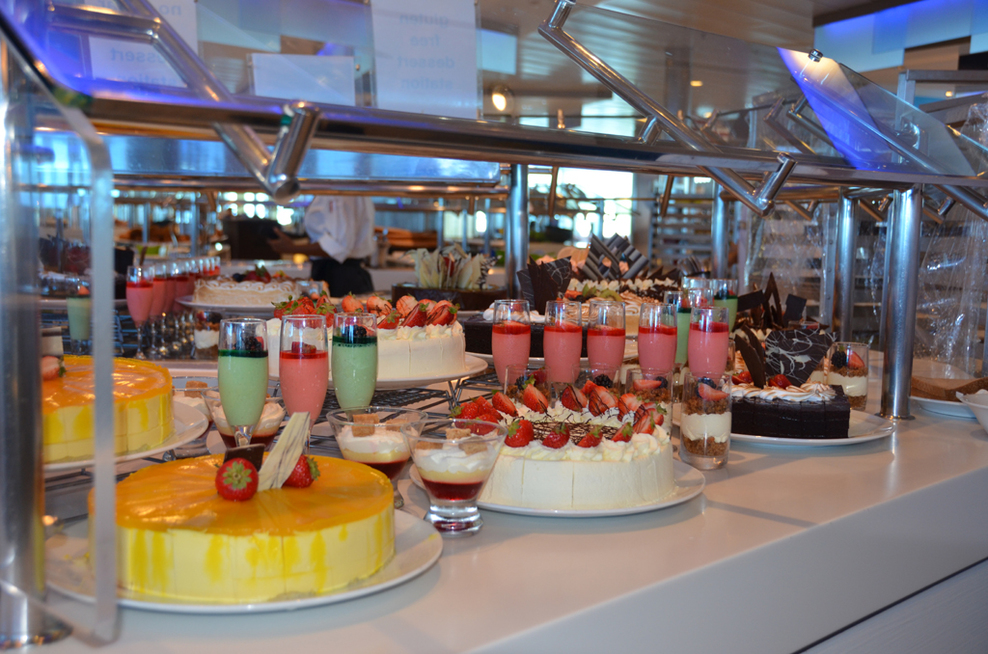 Cruise Ship Food, Dining & Restaurants | Celebrity Cruises
