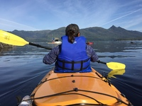 Kayaking in Ketchikan
