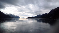 Entering Glacier Bay NP