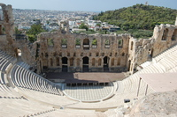 Herodes Theatre, Athens