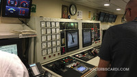 Behind the Scenes All Access tour - The Engine Control Room