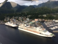 Infinity in Ketchikan from