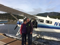Ketchikan float plane excursion