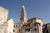 Palace in Split