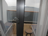 Oosterdam Cabin 6162 on the Stern