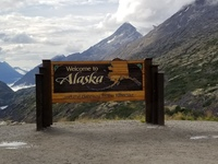 Tour to the Klondike Summit, Skagway.