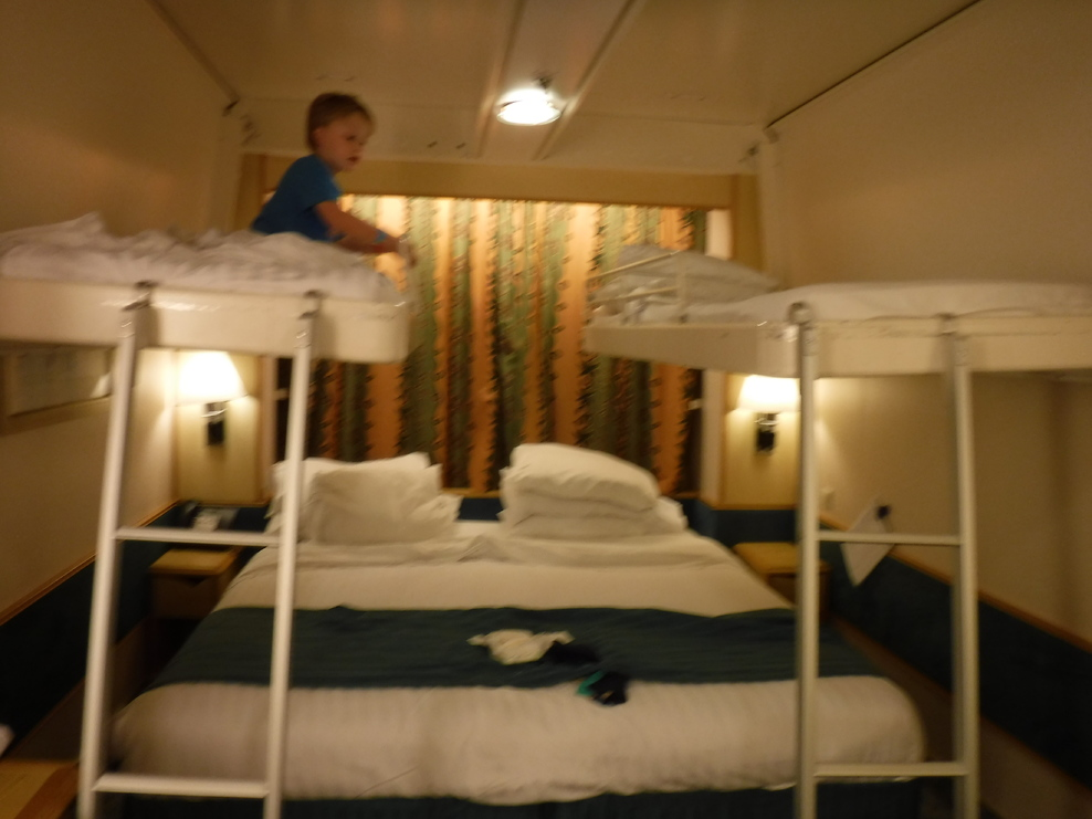 Bunk Beds That Pull Down Liberty Of The Seas Cruise Ship Cruise