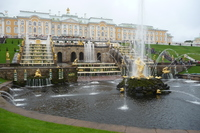 Peterhof Palace, St. Petersburg, Russia