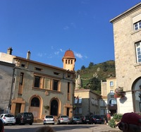Tournon-one of my favorite excursions-such a charming town!