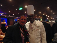 The head chef and  yours truly
