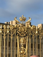 Gate of Palace of Versailles