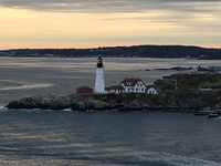 Portland Maine - sail away.