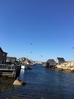 Peggy's Cove - Halifax, NS.