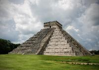 Grand Pyramid at Chichén itzá