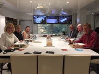 """Special """"Chef's Table"""" Dinner on Viking Star celebrating  3 x"""