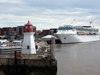 Vision of the Seas in Saint John, New Brunswick