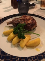Gourmet cuisine at Cagnes Steakhouse