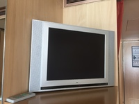 TV in cabin