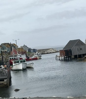 Peggy's Cove in Halifax