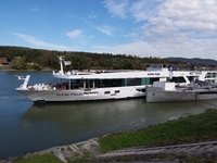 MS Scenic Pearl at Melk, Austria