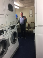 Laundry room is s bonus at very little cost