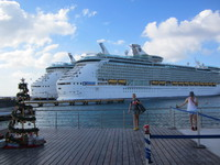 PORT OF COSTA MAYA SHIP WAS NAVIGATOR OF THE SEAS