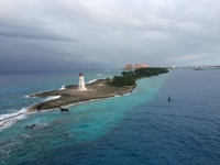 Nassau Harbour entrance