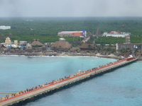 Costa Maya shore center