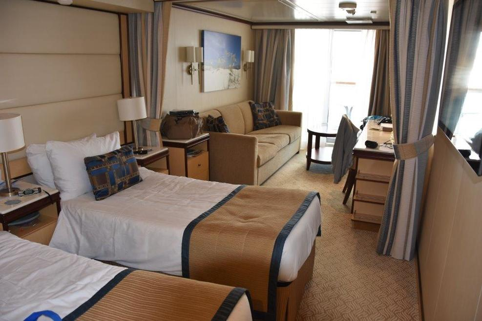 Our cabin M231