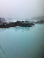 Blue Lagoon-- my favorite excursion
