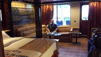 Cabin U79 -- one of the Grand Suite cabins on the 6th deck.  It shares an a