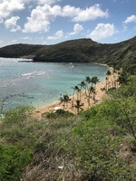 Beautiful Hanauma Bay on Oahu