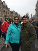 Armistice day in Ypres