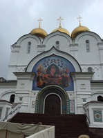 Assumption Cathedral in Yaroslavl.