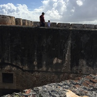 We explored in San Juan Puerto Rico 