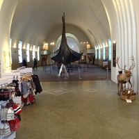 The Viking museum Oslo