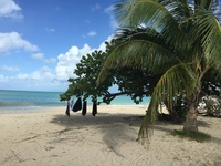 Fort James beach Antigua