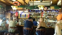Inside Pussers Bar Road Town Tortola