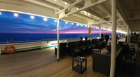 Deck 10 sunset