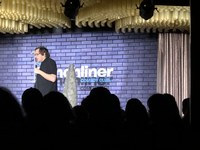 Carnival Elation - Punchliner comedy club with Geecher Guy